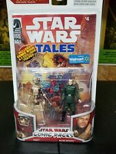 Star wars Comic Pack. IG97 & Rom Mohc. Walmart Exclusive.