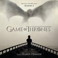 Ramin Djawadi - Game Of Thrones: Season 5 (Music From The Hbo Series) [CD]