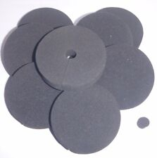 """Neoprene Inserts 3"""" - 8,16,24 & 32 packs - Root guard clone for 3 inch net pots"""