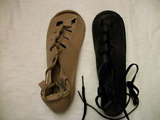 Capezio Irish Stepper Dance Shoe Leather Adult Tan Black New In Package