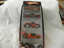 1:64 HOT WHEELS HALLOWEEN FRIGHT CARS 2007,5 PACK NIB,#4