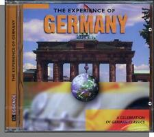The Experience of Germany:  A Celebration of German Classics - New 1999 CD!