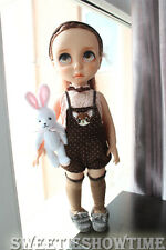 """Disney Baby Doll Clothes Deer Suits Dress Clothing Animator's collection 16"""""""