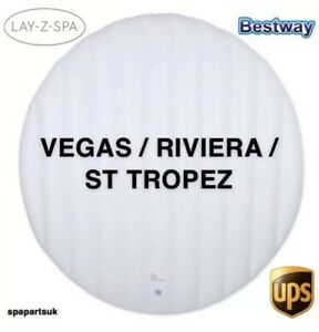 Bestway Lay Z Spa Vegas St Tropez Riviera Inflatable Lid / Cover BRAND NEW Lazy