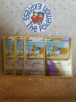 Pokémon TCG 4x Duduo #69/108 (1 Reverse Holo) SM: Evolutions near mint English