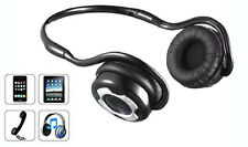 Wireless Foldable Bluetooth Headphone Headset for iPhone iPad PC PS3 Computer BK