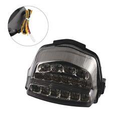 LED Stop Brake Tail Light w/ Turn Signals for Honda CBR 1000RR 2008 - 2012 Black