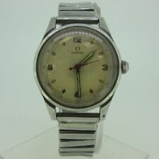 Vintage Omega Swiss Cal. 371 17J Stainless Steel Watch Parts