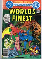 World's Finest Comics #265 ORIGINAL Vintage 1980 DC Comic Book Superman Batman