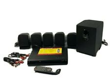 Coby (DVD765) 5.1 Channel Home Theater System With DVD Player