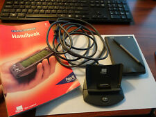 Palm Pilot Iiix 3Com Handheld Pda, Docking Station and Handbook Free Shipping