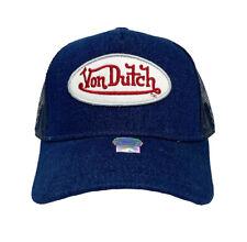 Von Dutch Trucker Cap denim