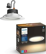 Philips Hue White Ambiance LED Smart Retrofit 4