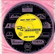 "Jimmy Hannan-You Make Me Happy/Hokey Pokey Stomp-7"" Single-1964-RG Oz-Bee Gees"