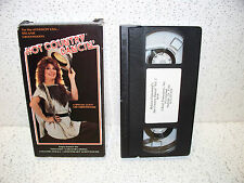 Melanie Greenwood Hot Country Dance VHS Video Out of Print