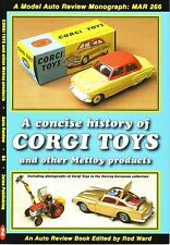 Book- Corgi Toys History - Mettoy Playcraft Husky Corgi Junior - Auto Review