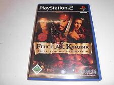 PlayStation 2   PS2  Fluch der Karibik: Die Legende des Jack Sparrow