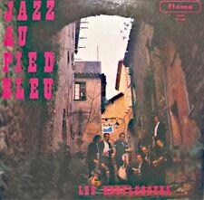 ++LES BOOTLEGGERS jazz au pied bleu DÉDICACÉ MARDIGUIAN LP FLAME RARE EX++