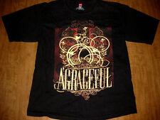 AGRACEFUL medium T shirt Christian rock OHIO band Emarosa Dayton