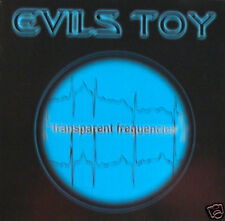 EVILS TOY - transparent frequencies CD