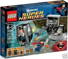 Lego Super Heroes 76009 Superman: Black Zero Escape - Brand New Factory Sealed