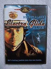 ELECTRA GLIDE IN BLUE (DVD) 70s Action film, Arizona, Robert Blake, RARE OOP