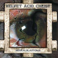 Velvet Acid Christ - Neuroblastoma [New CD]