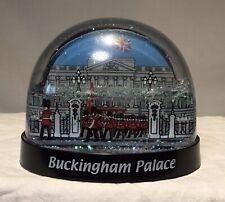 Buckingham Palace Travel Souvenir Mini Snow Globe Estate Find