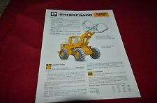 Caterpillar 966D Wheel Loader Log Loader Dealers Brochure DCPA8 ver2