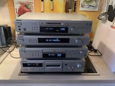 Stereoanlage von Sony, Tuner,Casette Deck,CD Player,Minidisk Deck, gut erhalten!