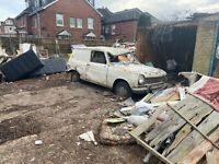 Simca van barn find