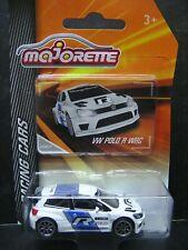 Majorette Metal DieCast model car - VW POLO R WRC
