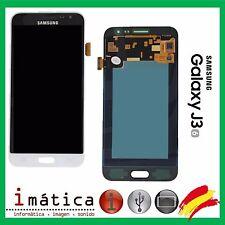 PANTALLA COMPLETA LCD + TACTIL SAMSUNG GALAXY J3 2016 BLANCA J320 J320F J320FN