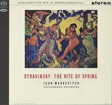 Igor Markevitch - Stravinsky: Rite Of Spring / Tchaikovsky: Nutcrackacker Suite