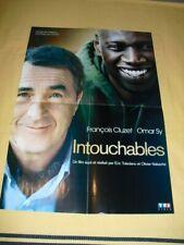 POSTER Intouchables Omar Sy François Cluzet