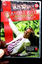 Andre Rieu On Holiday - Christmas With Andre Rieu, New Year's Eve  - DVD, As New
