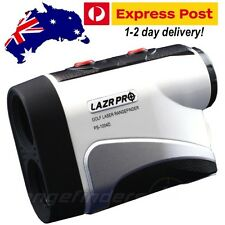 NEW LAZRPRO GOLF LASER RANGEFINDER 400m SCAN FLAG-LOCK FUNCTION PS-1004D