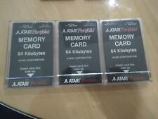 1x Atari Portfolio memory card 64 kilobytes
