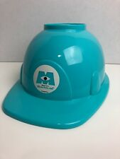 Monsters Inc Disney Pixar Hard Hat Helmet Plastic Popcorn Snack Bowl with Lid