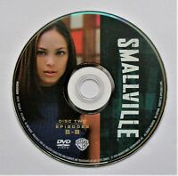SMALLVILLE - SEASON 4 DISC 2 REPLACEMENT DVD DISC ONLY