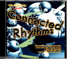 CD - Connected Rhythms - Various Techno House Mixed By: Rob Ouimet (MINT SEALED