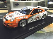 Porsche 911 997 GT3 RS Rallye DRM 2011 Bernhard Inch Ursapharm Spark Resin 1:43