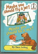 Maybe You Should Fly a Jet!  Maybe You Should Be a Vet!, No. 67 ,1980,Hardcover