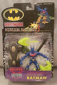 BATMAN BEYOND MISSION MASTERS 3 FREESTYLE SKATE 2000 HASBRO Read Description