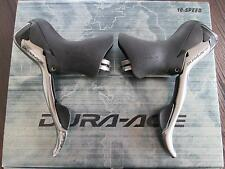 SHIMANO DURA ACE ST 7801 STI BREMS SCHALT HEBEL 2 x 10 FACH BRAKE SHIFT 7800