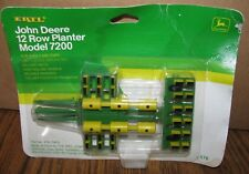 John Deere 7200 12 Row Planter w/Movable Markers 1/64 Ertl Toy 576 DieCast Metal
