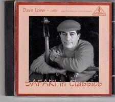 (ES543) Dave Loew, Safari In Classics - CD