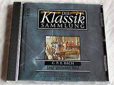 CD C.P.E. BACH - Der galante Stil