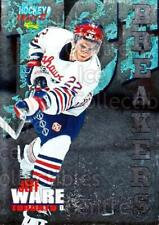 1995 Classic Hockey Draft Ice Breakers #14 Jeff Ware