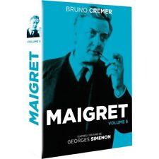 Maigret - volume 6 : Bruno Cremer (DVD)